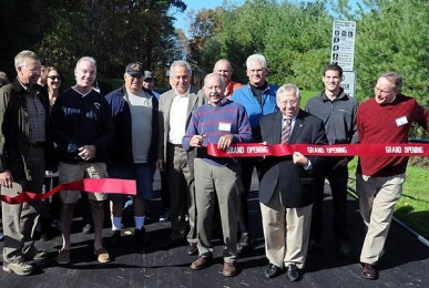 Milford Ribbon Cutting